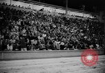Image of track sports Compton California USA, 1957, second 48 stock footage video 65675071465
