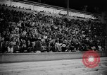 Image of track sports Compton California USA, 1957, second 49 stock footage video 65675071465