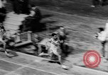 Image of track sports Compton California USA, 1957, second 56 stock footage video 65675071465
