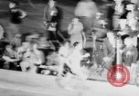 Image of track sports Compton California USA, 1957, second 57 stock footage video 65675071465
