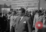 Image of US air force goodwill tour in Cuba 1954 Cuba, 1954, second 10 stock footage video 65675071468