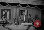 Image of goodwill tour in Cuba Cuba, 1954, second 28 stock footage video 65675071470