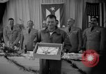 Image of goodwill tour in Cuba Cuba, 1954, second 41 stock footage video 65675071470
