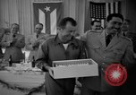 Image of goodwill tour in Cuba Cuba, 1954, second 48 stock footage video 65675071470