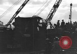 Image of new dock Manila Philippines, 1945, second 43 stock footage video 65675071480