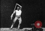 Image of Athlete exercising West Orange New Jersey USA, 1894, second 13 stock footage video 65675071487
