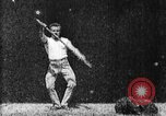 Image of Athlete exercising West Orange New Jersey USA, 1894, second 34 stock footage video 65675071487