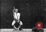 Image of Athlete exercising West Orange New Jersey USA, 1894, second 35 stock footage video 65675071487