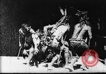 Image of Buffalo Dance Europe, 1894, second 5 stock footage video 65675071495