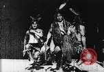 Image of Buffalo Dance Europe, 1894, second 10 stock footage video 65675071495