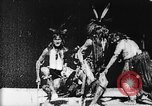 Image of Buffalo Dance Europe, 1894, second 11 stock footage video 65675071495