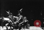 Image of Buffalo Dance Europe, 1894, second 15 stock footage video 65675071495