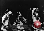 Image of Mikado Dance West Orange New Jersey USA, 1894, second 15 stock footage video 65675071501