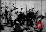 Image of fictional recreation of Mary Queen Scots death West Orange New Jersey USA, 1895, second 10 stock footage video 65675071506