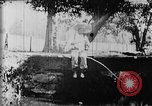 Image of Fisherman Fanwood New Jersey USA, 1896, second 14 stock footage video 65675071513