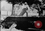 Image of Fisherman Fanwood New Jersey USA, 1896, second 26 stock footage video 65675071513