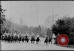 Image of Mounted Police New York City USA, 1896, second 10 stock footage video 65675071518
