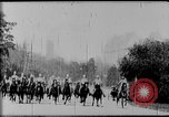 Image of Mounted Police New York City USA, 1896, second 11 stock footage video 65675071518