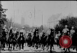 Image of Mounted Police New York City USA, 1896, second 14 stock footage video 65675071518