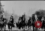 Image of Mounted Police New York City USA, 1896, second 15 stock footage video 65675071518