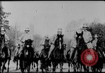 Image of Mounted Police New York City USA, 1896, second 16 stock footage video 65675071518