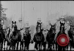 Image of Mounted Police New York City USA, 1896, second 23 stock footage video 65675071518