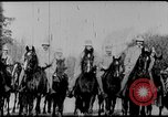 Image of Mounted Police New York City USA, 1896, second 24 stock footage video 65675071518