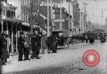 Image of horse-drawn sleighs Harrisburg Pennsylvania USA, 1896, second 9 stock footage video 65675071523