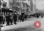 Image of horse-drawn sleighs Harrisburg Pennsylvania USA, 1896, second 10 stock footage video 65675071523