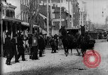 Image of horse-drawn sleighs Harrisburg Pennsylvania USA, 1896, second 18 stock footage video 65675071523