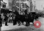 Image of horse-drawn sleighs Harrisburg Pennsylvania USA, 1896, second 19 stock footage video 65675071523