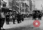 Image of horse-drawn sleighs Harrisburg Pennsylvania USA, 1896, second 21 stock footage video 65675071523