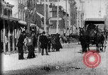 Image of horse-drawn sleighs Harrisburg Pennsylvania USA, 1896, second 24 stock footage video 65675071523