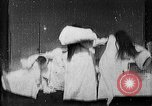 Image of Pillow fight West Orange New Jersey USA, 1897, second 8 stock footage video 65675071524
