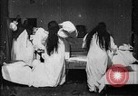 Image of Pillow fight West Orange New Jersey USA, 1897, second 16 stock footage video 65675071524