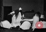 Image of Pillow fight West Orange New Jersey USA, 1897, second 18 stock footage video 65675071524