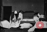 Image of Pillow fight West Orange New Jersey USA, 1897, second 24 stock footage video 65675071524