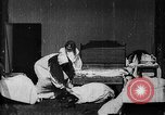 Image of Pillow fight West Orange New Jersey USA, 1897, second 25 stock footage video 65675071524