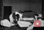 Image of Pillow fight West Orange New Jersey USA, 1897, second 26 stock footage video 65675071524