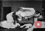 Image of Pillow fight West Orange New Jersey USA, 1897, second 29 stock footage video 65675071524