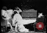 Image of Girls in white night dresses having a pillow fight United States USA, 1893, second 22 stock footage video 65675071525