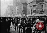 Image of Buffalo New York Police Department on parade Buffalo New York USA, 1897, second 10 stock footage video 65675071529