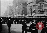 Image of Buffalo New York Police Department on parade Buffalo New York USA, 1897, second 14 stock footage video 65675071529