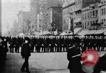 Image of Buffalo New York Police Department on parade Buffalo New York USA, 1897, second 15 stock footage video 65675071529