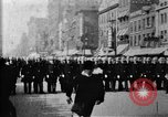 Image of Buffalo New York Police Department on parade Buffalo New York USA, 1897, second 19 stock footage video 65675071529