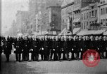 Image of Buffalo New York Police Department on parade Buffalo New York USA, 1897, second 20 stock footage video 65675071529