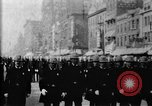 Image of Buffalo New York Police Department on parade Buffalo New York USA, 1897, second 25 stock footage video 65675071529