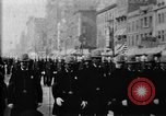 Image of Buffalo New York Police Department on parade Buffalo New York USA, 1897, second 26 stock footage video 65675071529