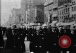 Image of Buffalo New York Police Department on parade Buffalo New York USA, 1897, second 27 stock footage video 65675071529