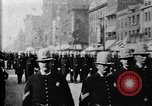 Image of Buffalo New York Police Department on parade Buffalo New York USA, 1897, second 28 stock footage video 65675071529